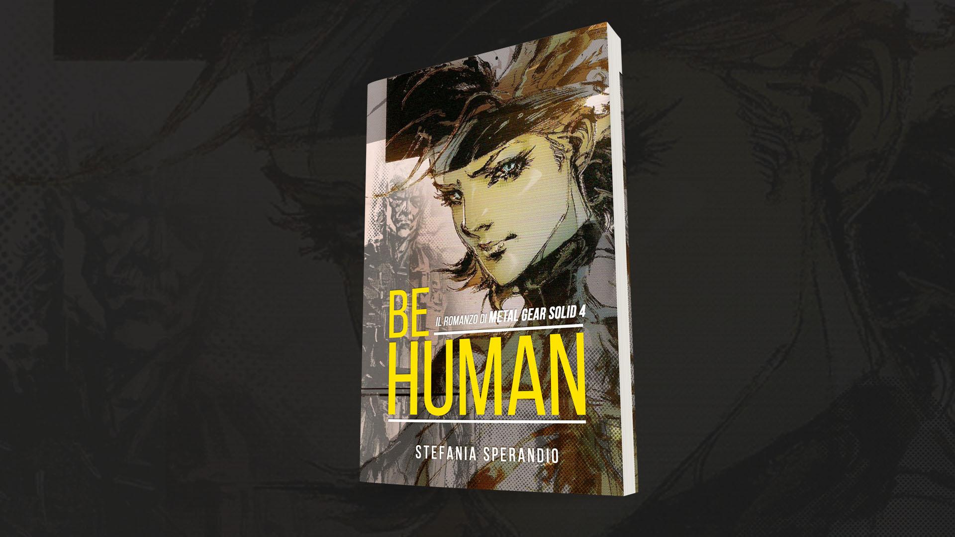 copertina be human